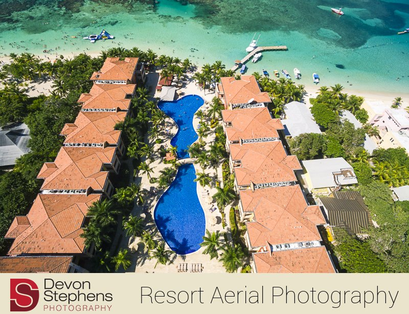 Resort Aerial Photography